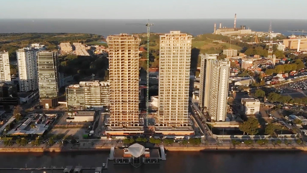the link towers puerto madero