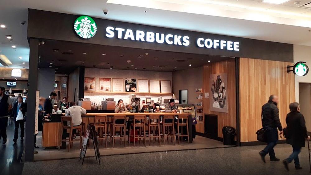 Starbucks aeroparque