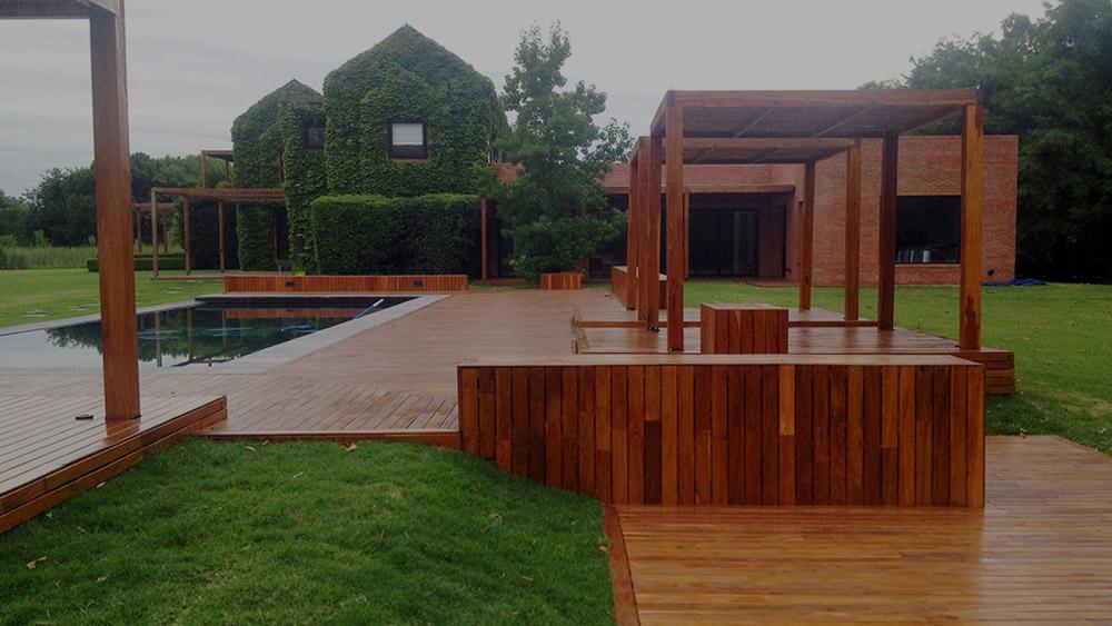 ellerstina deck madera