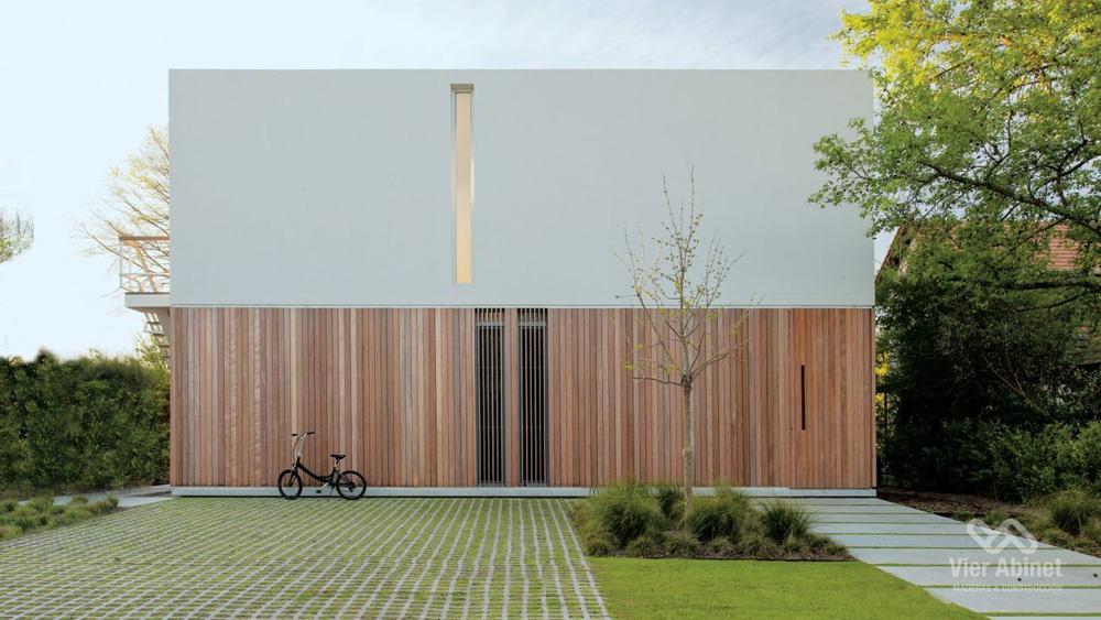 revestimientos en madera para paredes exteriores